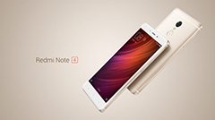 Redmi Note 4 pro 3Gb/32Gb (Золотой)